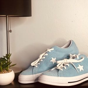 Converse | One Star Vintage Suede Low Top